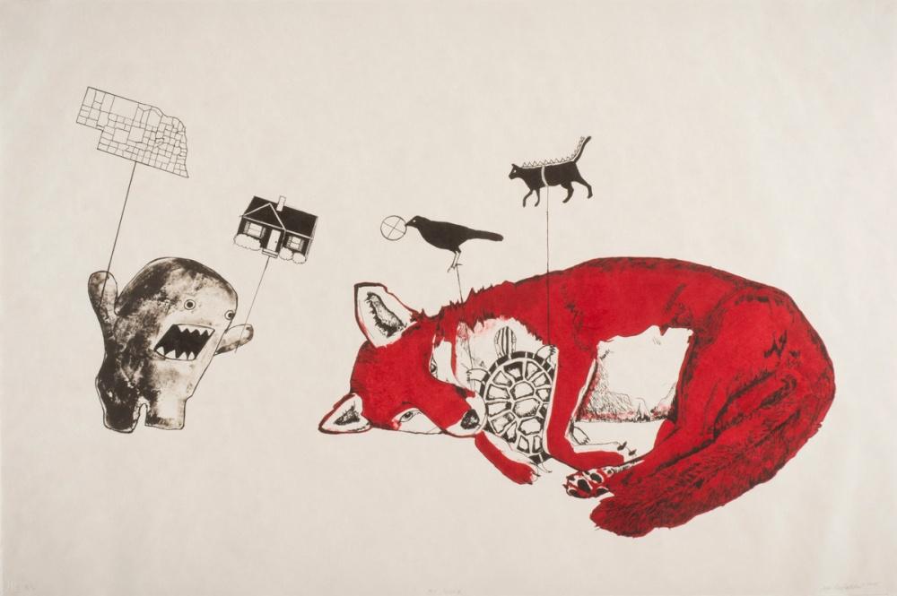 Buffalohead_Julie-FoxTussle