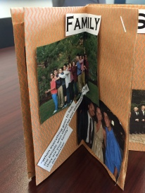 Matt's book documenting his important influences, including family.